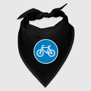 Race a bicycle - Bandana