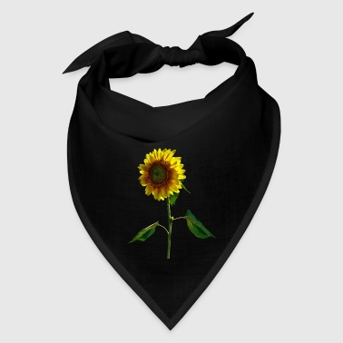 Sunflower Standing Tall - Bandana