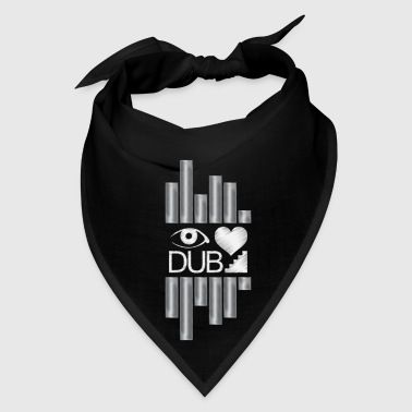 I Heart Dubstep - Bandana