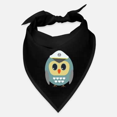 Captain Owls captain - Bandana