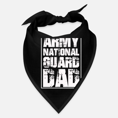 Army National Guard Military Dad - Bandana