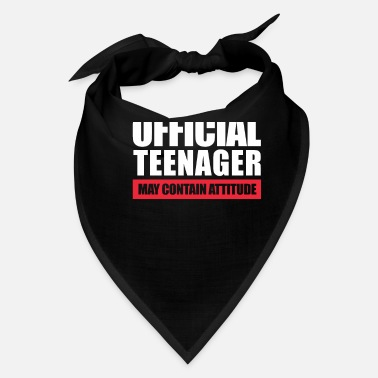 Teenager Teenager - Bandana