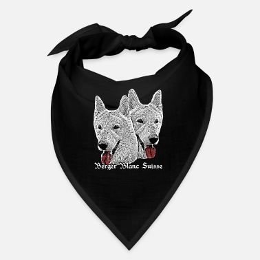 Dog Head Shepherd,Dog,dog head,dog face,dog breed,doge,dog - Bandana