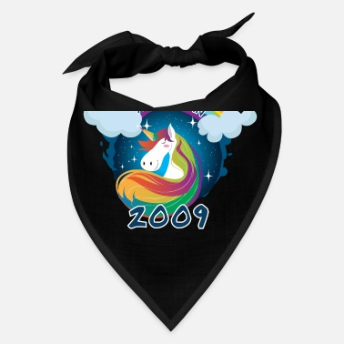 2009 Unicorns are born in 2009 / Einhorn - Bandana
