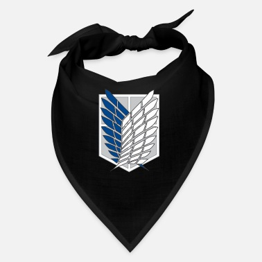 Titan attack on titans recon corps - Bandana
