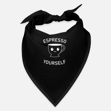 Espresso Espresso Yourself - Bandana