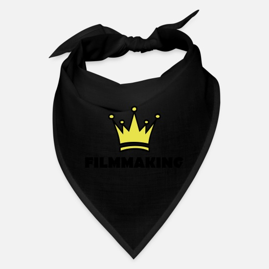 Filmmaker Caps - filmmaking - Bandana black