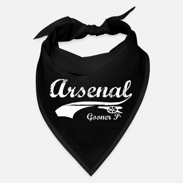 Epl Gunner Pride for dark - Bandana