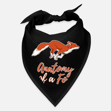Subculture Furry Foxes Fandom Anthropomorphic Subculture Gift - Bandana