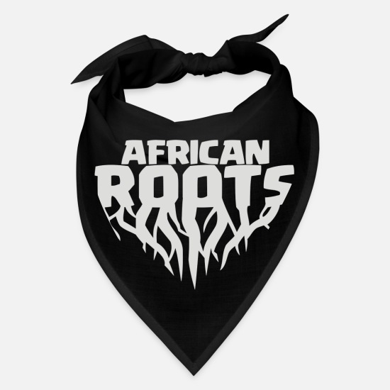 Funny Caps - African Roots - Bandana black