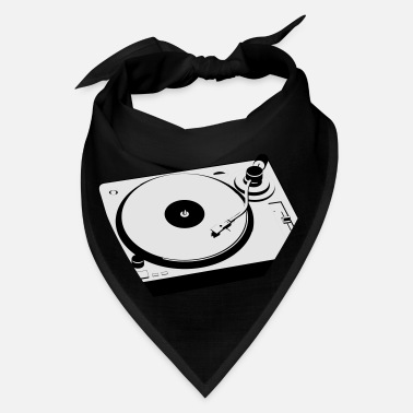 Turntable Dj turntable - Bandana