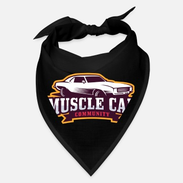 Muscle MUSCLE CAR - Bandana