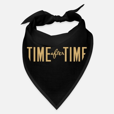 Times Time After Time - Bandana