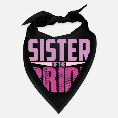 Wedding Party Wedding Party Sister Of The Bride Family Wedding - Bandana