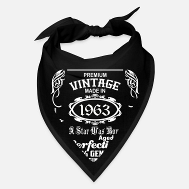 Made In 1963 Vintage made in 1963 - Bandana