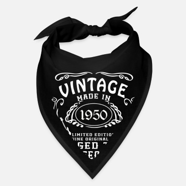 Made In 1950 Vintage made in 1950 - Bandana