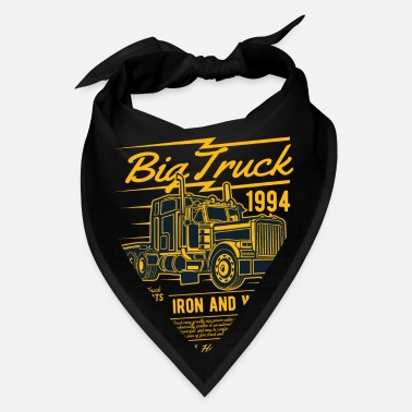 Big Trucks Big Truck - Bandana