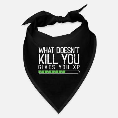 Video What Doesn't Kill You Gives You XP Computer Video - Bandana
