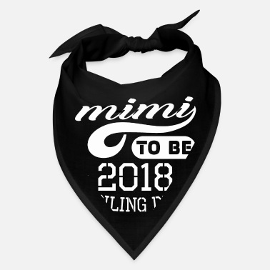 Mimi To Be Mimi To Be 2018 Spoiling Dept - Bandana