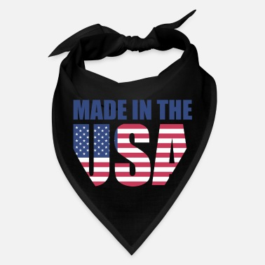 Made Made in the usa - Bandana