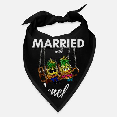 Pineapple And Soccer Swingers Married With Benefits Pineapple Swinger - Bandana