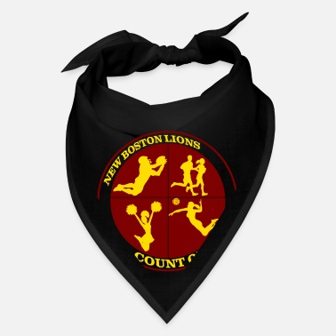 Count Royal Count on Me Gold - Bandana