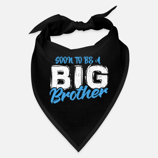 Pregnancy Caps - Brother - Bandana black
