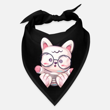 Clip Art Cute Animals Clip Art Cute Kitty Clip Art - Bandana