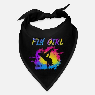 Bboy Breakdancing Breakdance Gift I BGirl Fly Girl - Bandana
