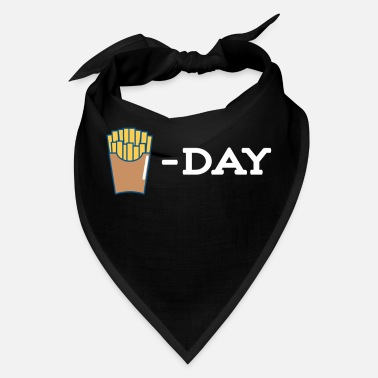 Meal French Fries Day - Bandana