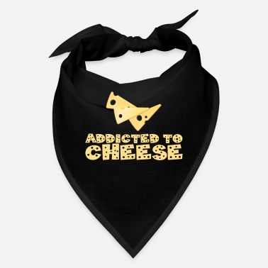 Snack Dairy Cheese Food Gift Idea - Bandana