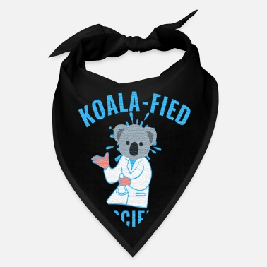 Beaker KOALAFIED LAB SCIENTIST - KOALA LAB TECH - Bandana