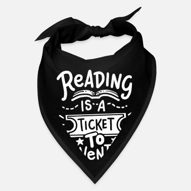 Read Reading Reading Reading - Bandana