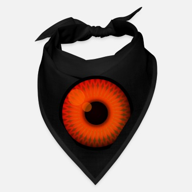 Pupil-eye Staring Scary Eye Pupil Design Gift Shirt - Bandana