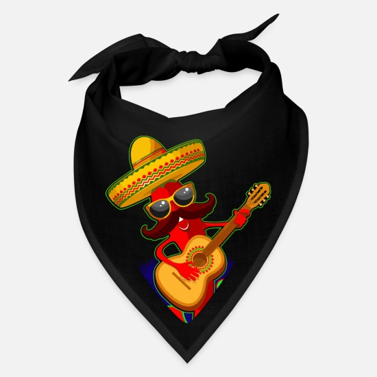 May Caps - cinco de mayo - 5 de mayo - Bandana black