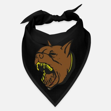 Dog Head Dog head - Bandana