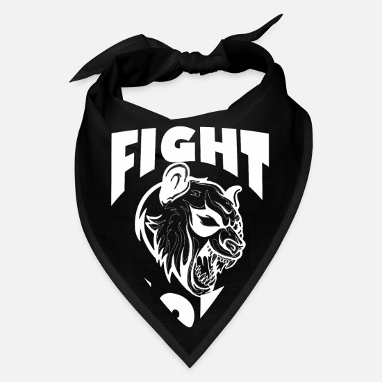Mode Caps - Fight mode - Bandana black