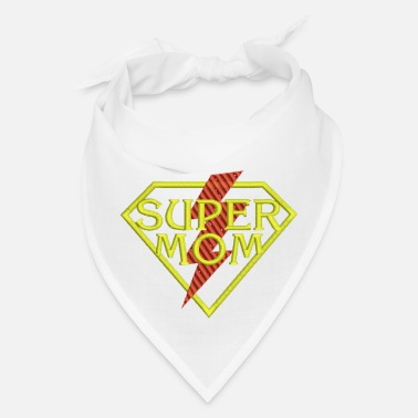 Supper SUPPER MOM - Bandana