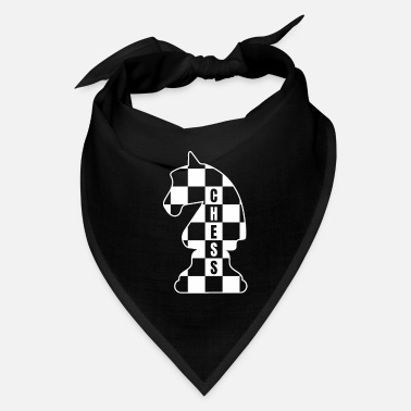 Chess Chess, chess board - Bandana