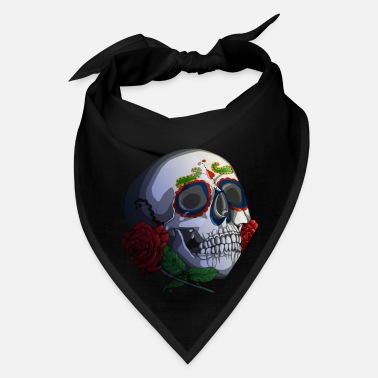 Day DAY OF THE DEAD SKULL - Bandana