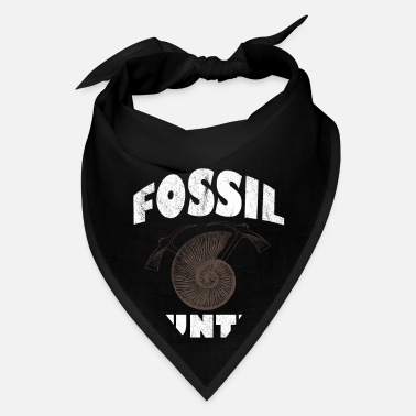 Fossil Fossil hunter - Fossil hunter - Bandana