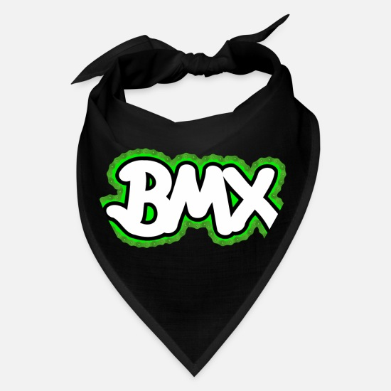 Gift Idea Caps - BMX chain - Bandana black