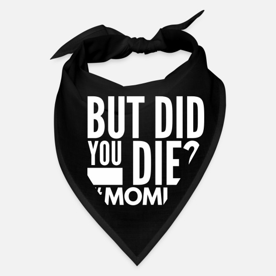 Mamaw Caps - mothers day gift mama present mother - Bandana black