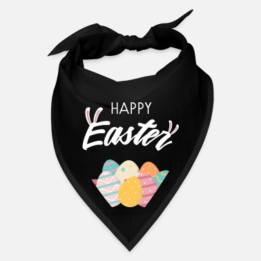 Easter Happy Easter - Bandana