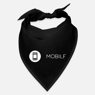 Mobile Mobile Icon - Bandana
