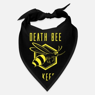 Bee Death Bee Bee Keeper - Bandana