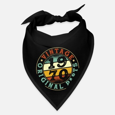 Established Vintage 1970 Parts - Bandana