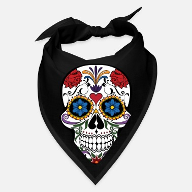 Day Day of the dead - Bandana