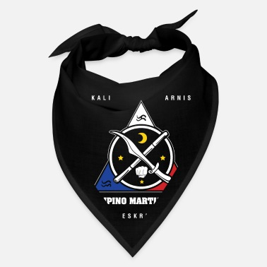Kali Filipino Pride Design Martial Arts Cool Gift Idea - Bandana