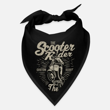 Scooter Scooter Rider - Bandana